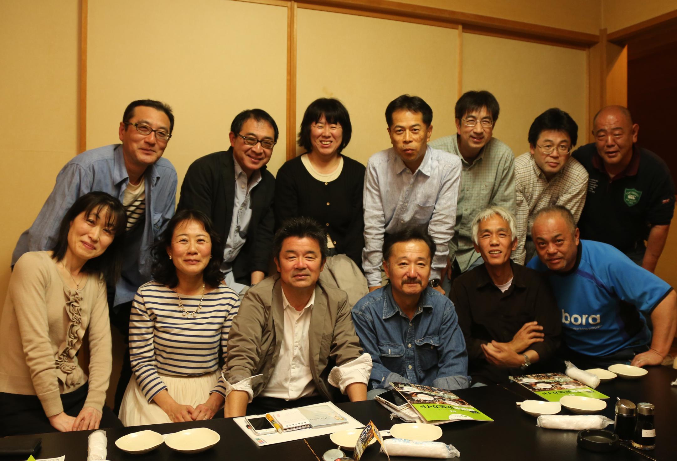 幹事会は重要です!藤枝市西益津中学校