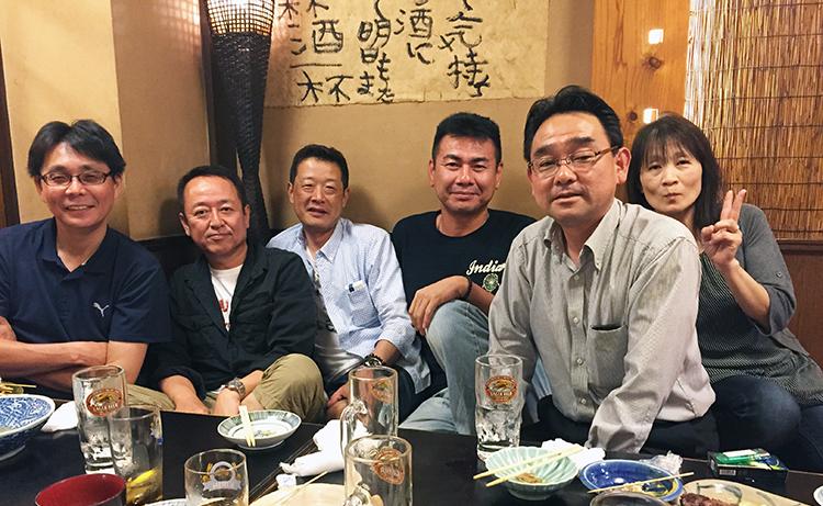 伊集院高校37期生同窓会 幹事会